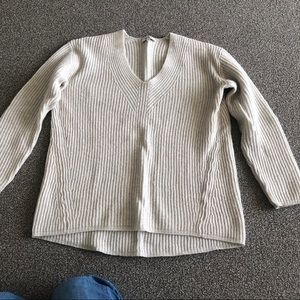 Madewell woodside sweater pullover